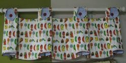 The Very Hungry Caterpillar Valance edited