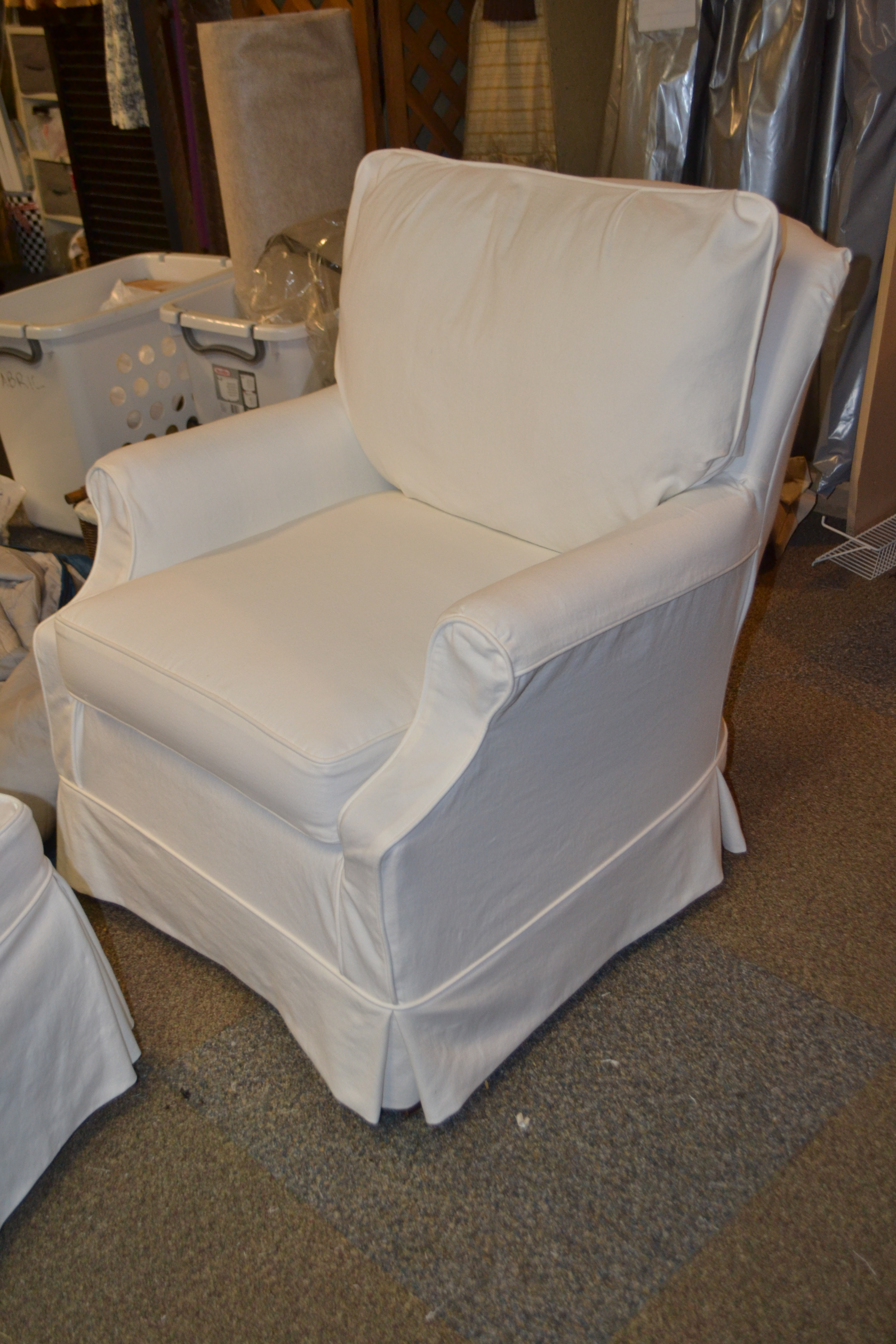 Friddell slipcover